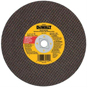"Metal Abrasive Saw Blade 8"" x 5/8"""