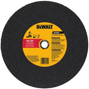 "Metal Chop Saw Wheel 16"" x 1"""