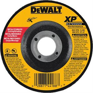 Metal Cutting-Grinding Wheel 6""