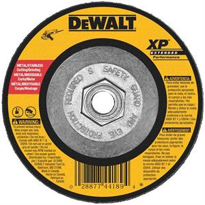 Metal Cutting-Grinding Wheel 7""