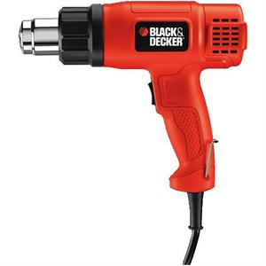 Black Amp Decker Hg1300 Dual Temperature Heat Gun
