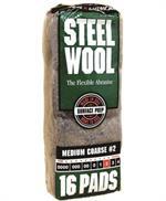 Steel Wool Pad, No 2 Grit