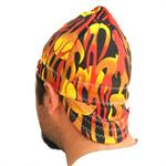 Welding Cap Multi-Colored Reversible Size 7