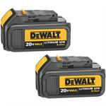 DeWalt DCB200-2 Battery Pack 20V MAX* Lithium Ion