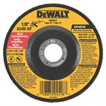 DeWalt DW4518 Metal Cutting-Grinding Wheel 4-1/2