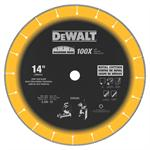 DeWalt DW8500 Diamond Chop Saw Blade 14