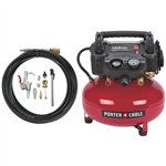 150PSI, Compressor w/13 piece accessory kit