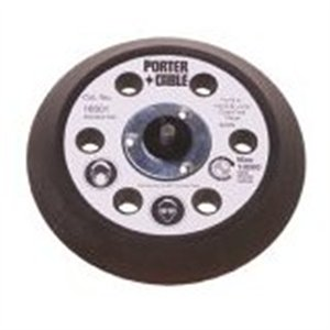 6-Inch PORTER-CABLE 18002 Contour Hook and loop Pad